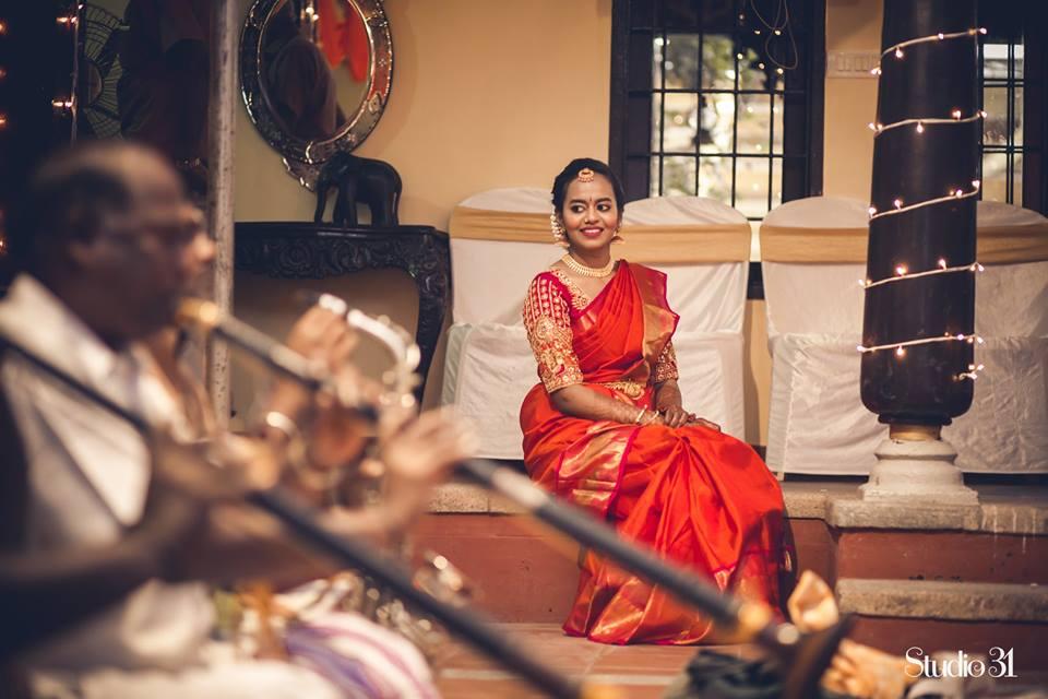 Listening nadaswaram music