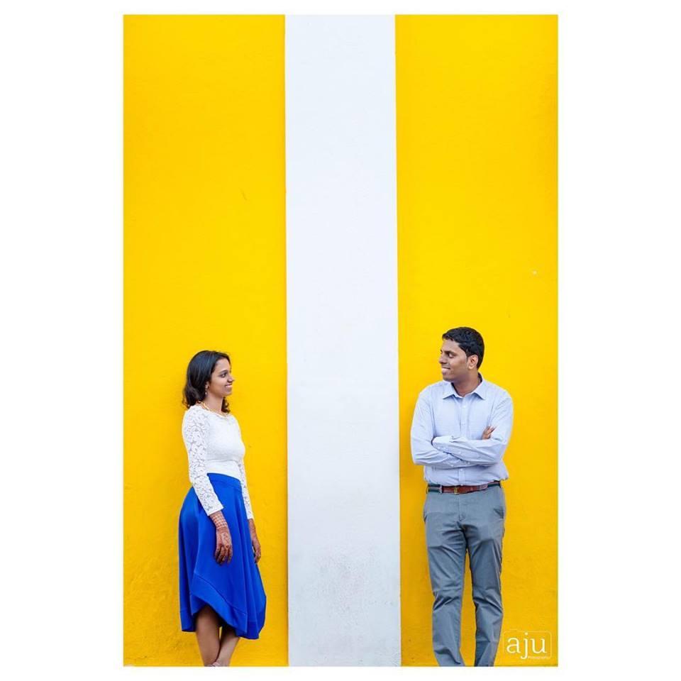 A Wall A Couple