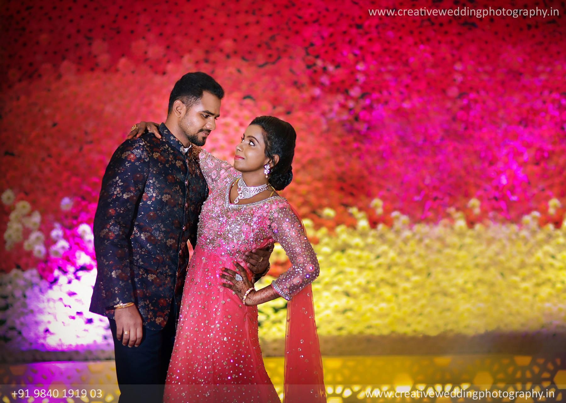 Glittering Couple