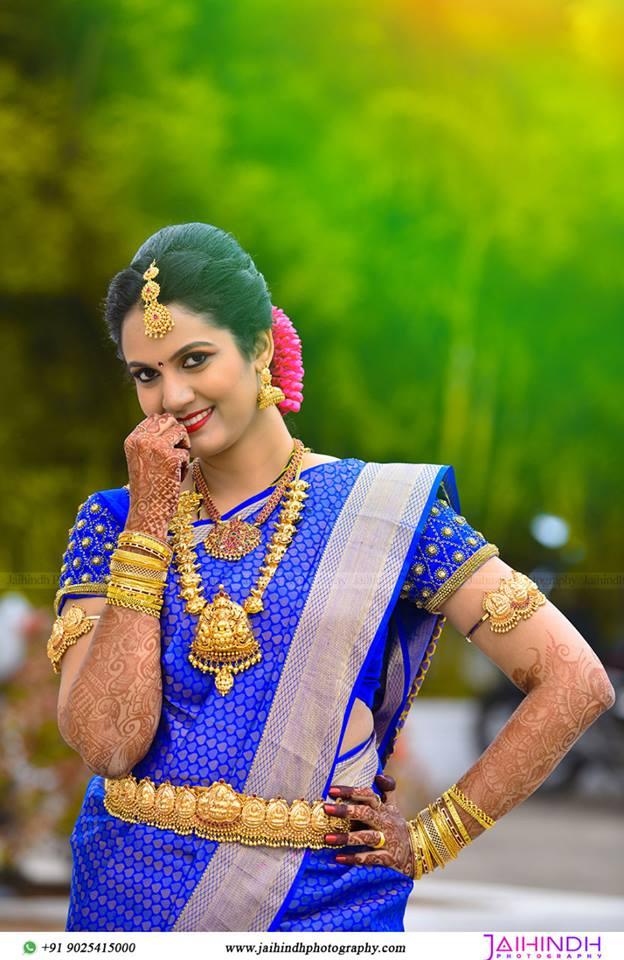 Beautiful royal Blue silk saree