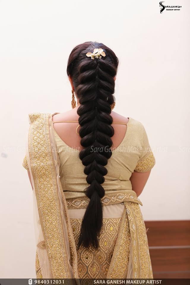 Long Trendy Braid