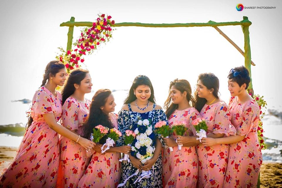 Pre Bridal shoot