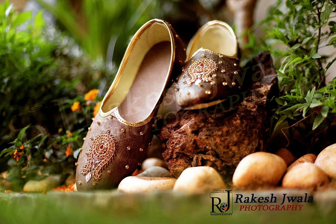 Brown Groom Wedding Shoe