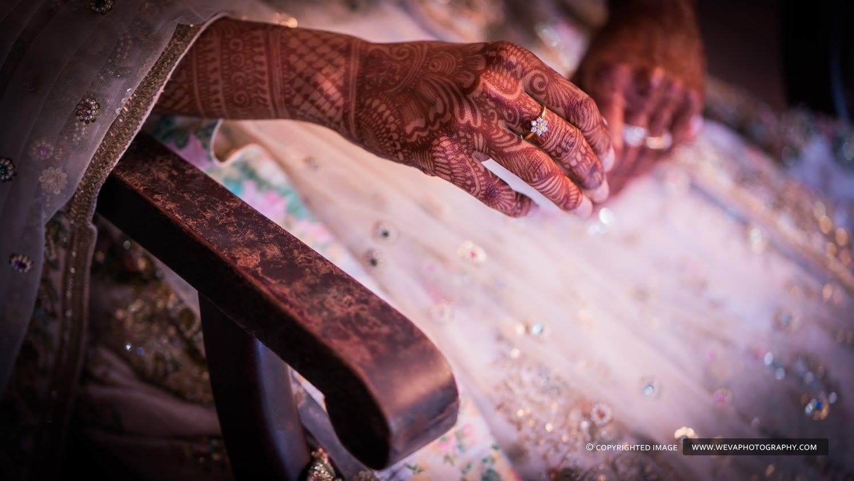 Seven stone diamond wedding Ring