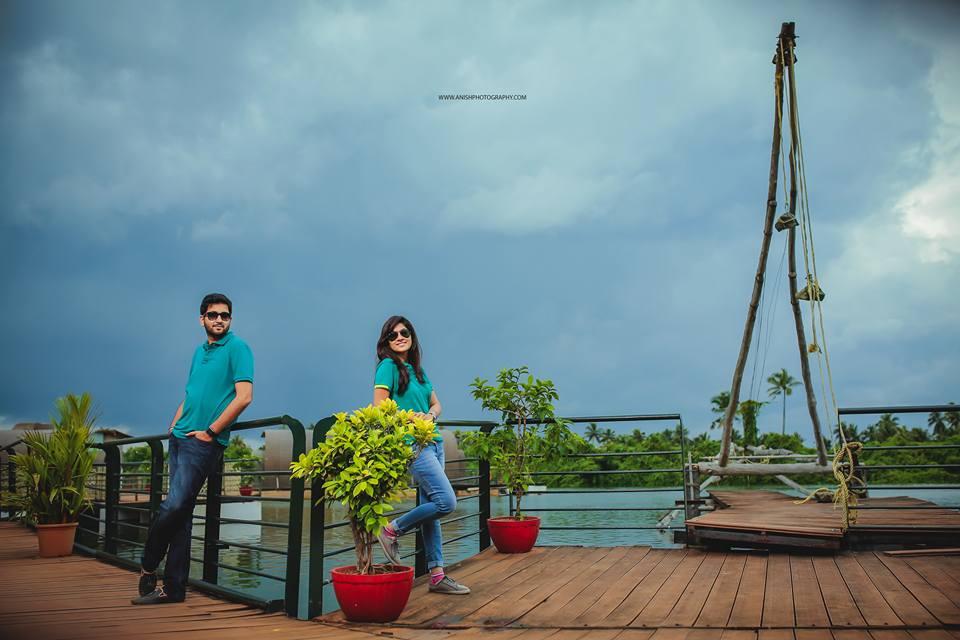 Couples in Resort