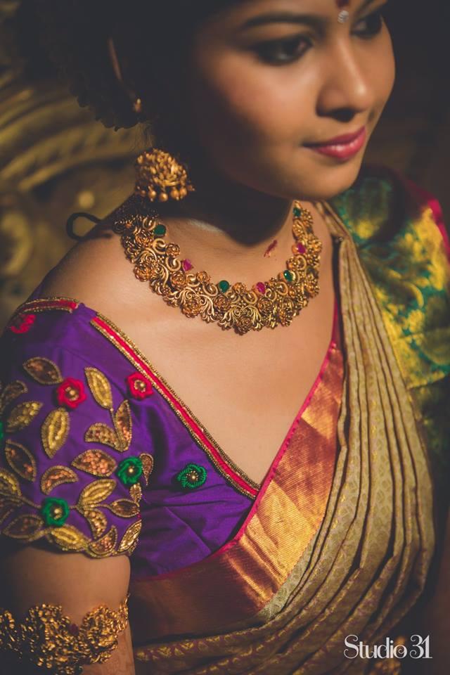 Love Rose- bridal Jewelry