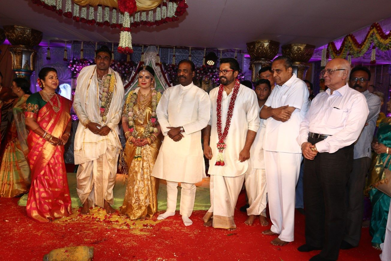 Abhimanyu Mithun and Rayane wedding-11