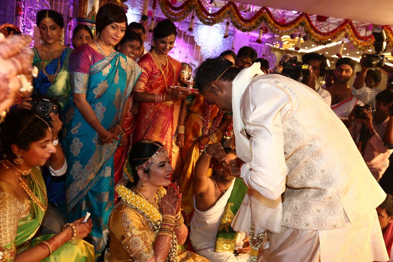 Abhimanyu Mithun and Rayane wedding-2