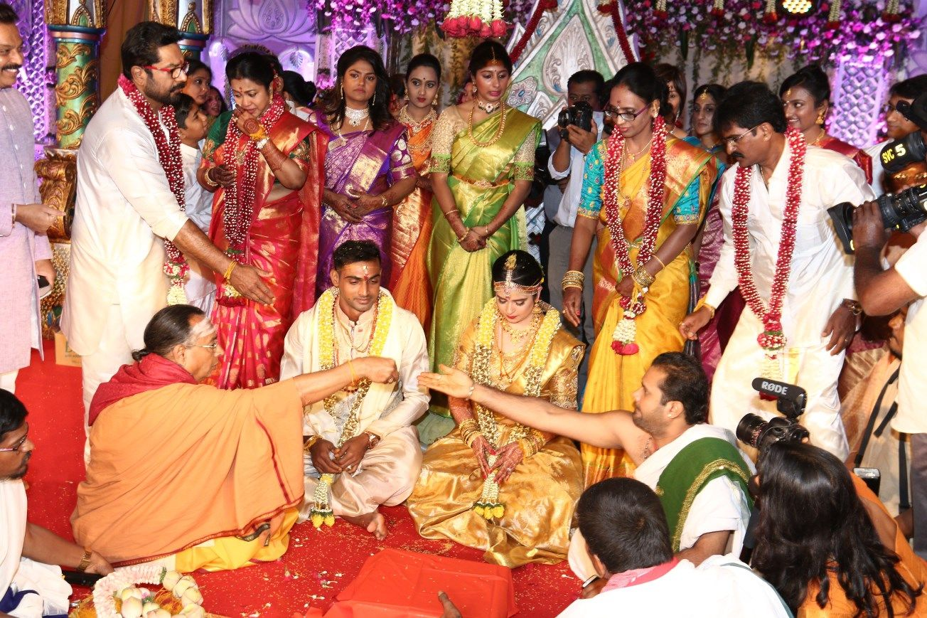 Abhimanyu Mithun and Rayane wedding-3