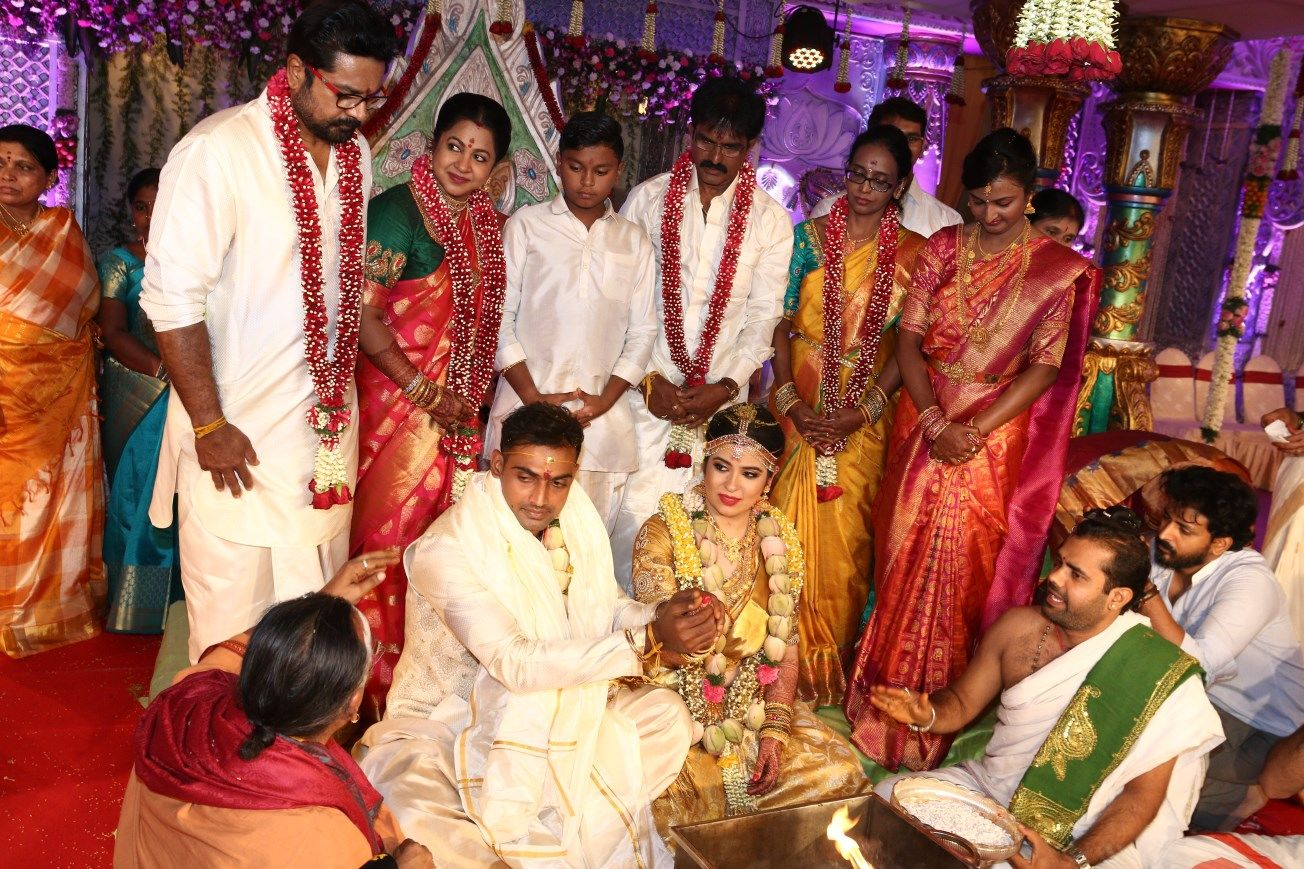 Abhimanyu Mithun and Rayane wedding-6