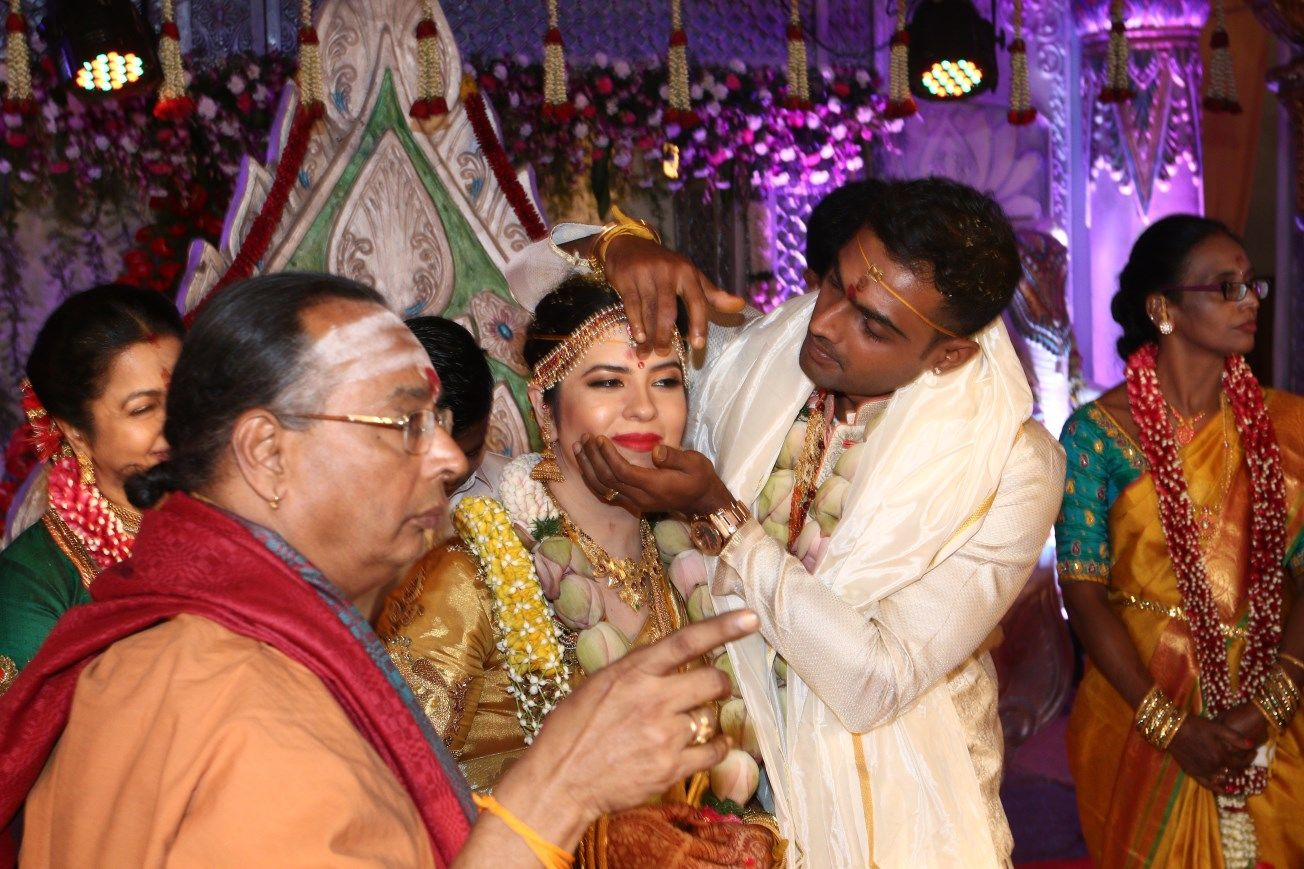 Abhimanyu Mithun and Rayane wedding-7