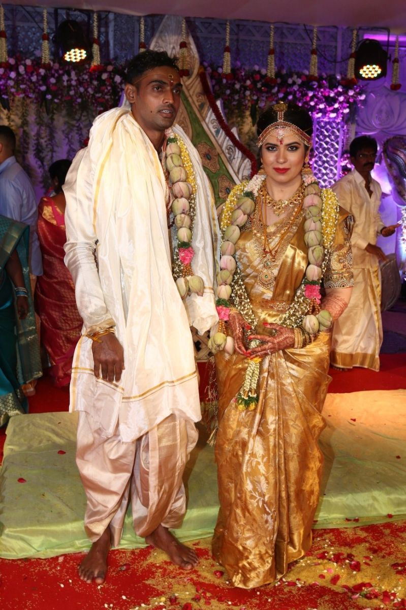 Abhimanyu Mithun and Rayane wedding-9