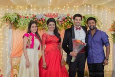 Ganesh Venkatraman Wedding Reception Photos-2