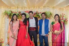 Ganesh Venkatraman Wedding Reception Photos-5