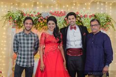 Ganesh Venkatraman Wedding Reception Photos-6