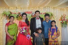 Ganesh Venkatraman Wedding Reception Photos-9