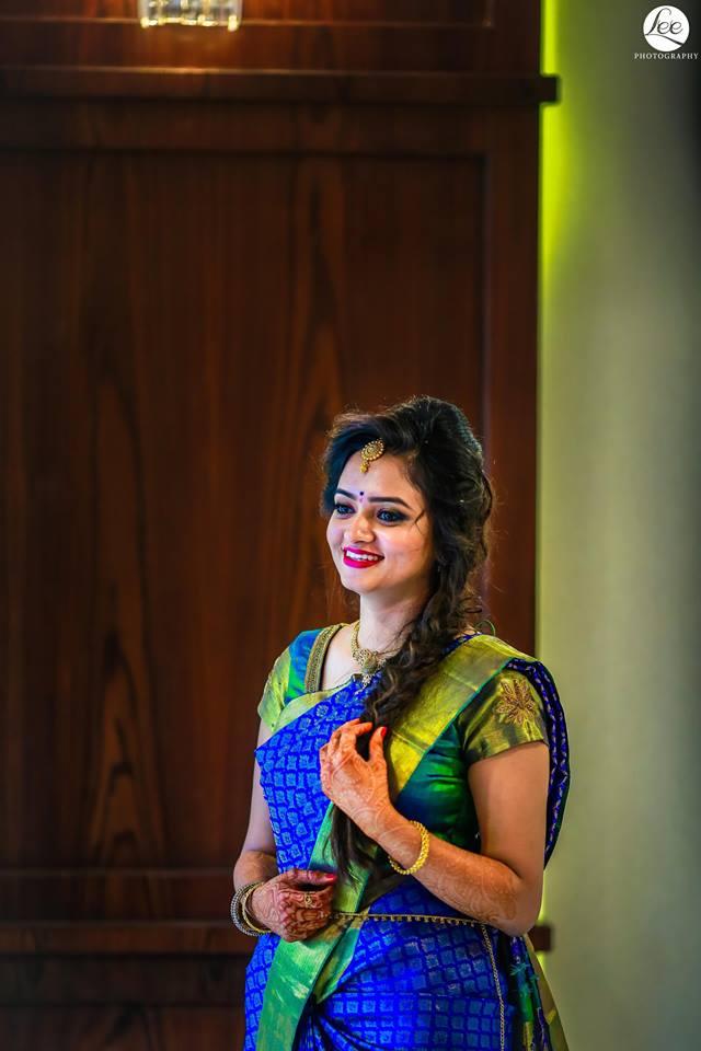 Deepak Sridhar with Megha Parthasarathy-13