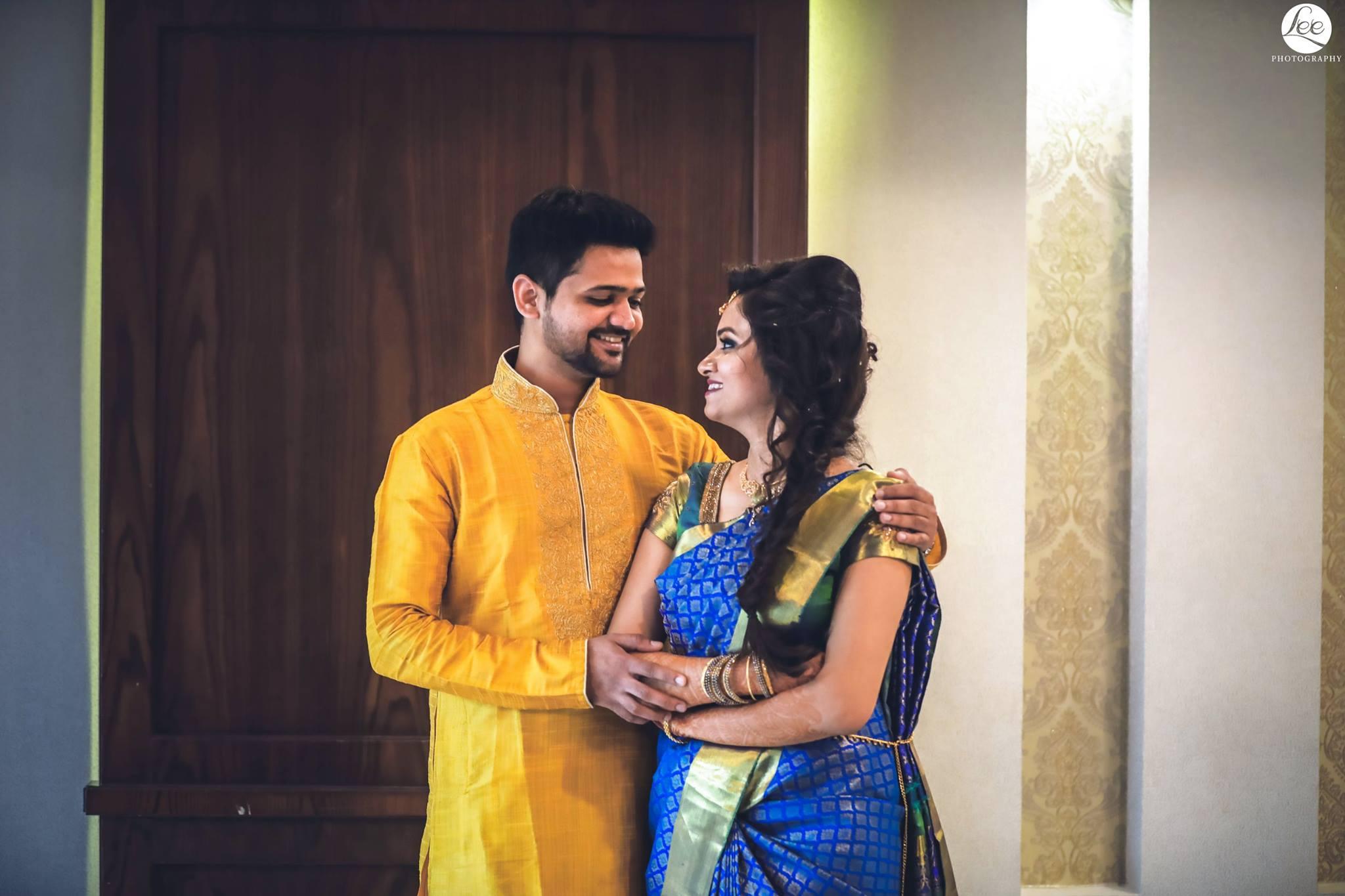 Deepak Sridhar with Megha Parthasarathy-15