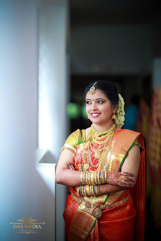 Ajay weds Vineetha-7