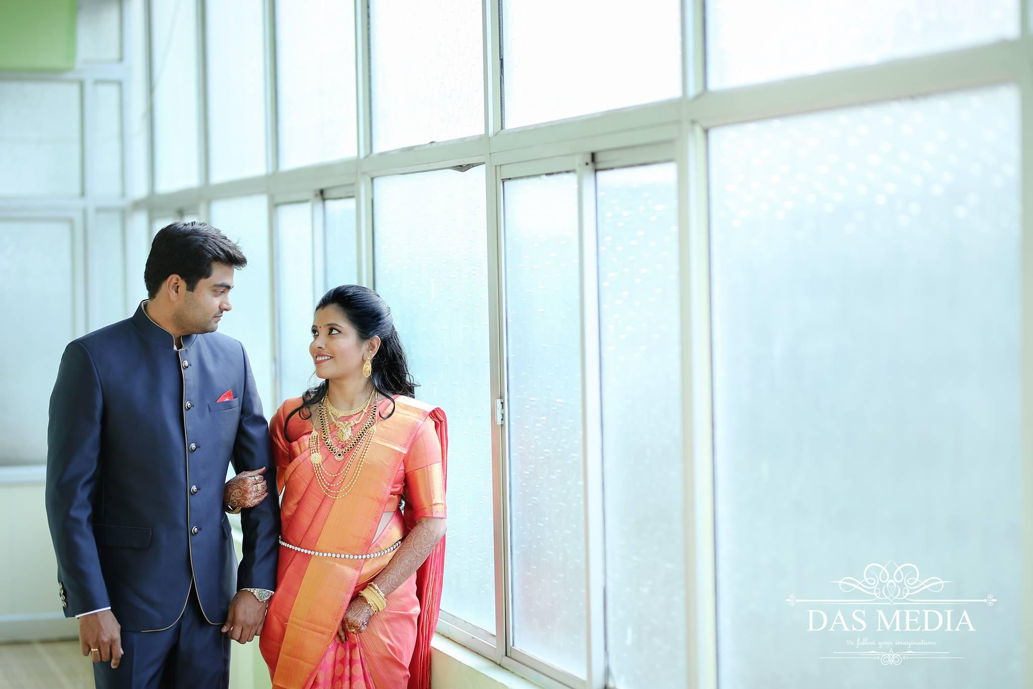 Ajay weds Vineetha-8