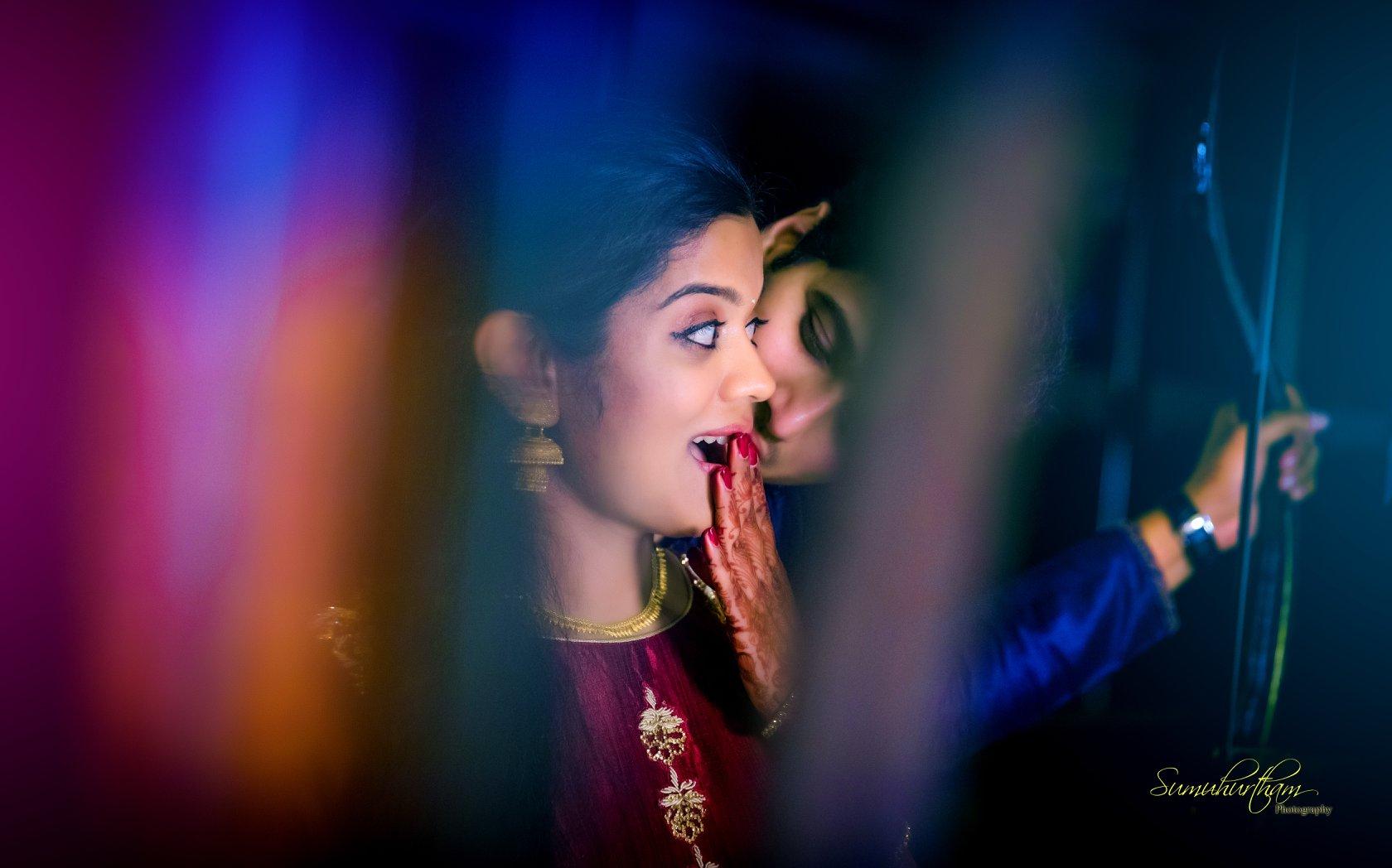 Hareen weds Vidhya