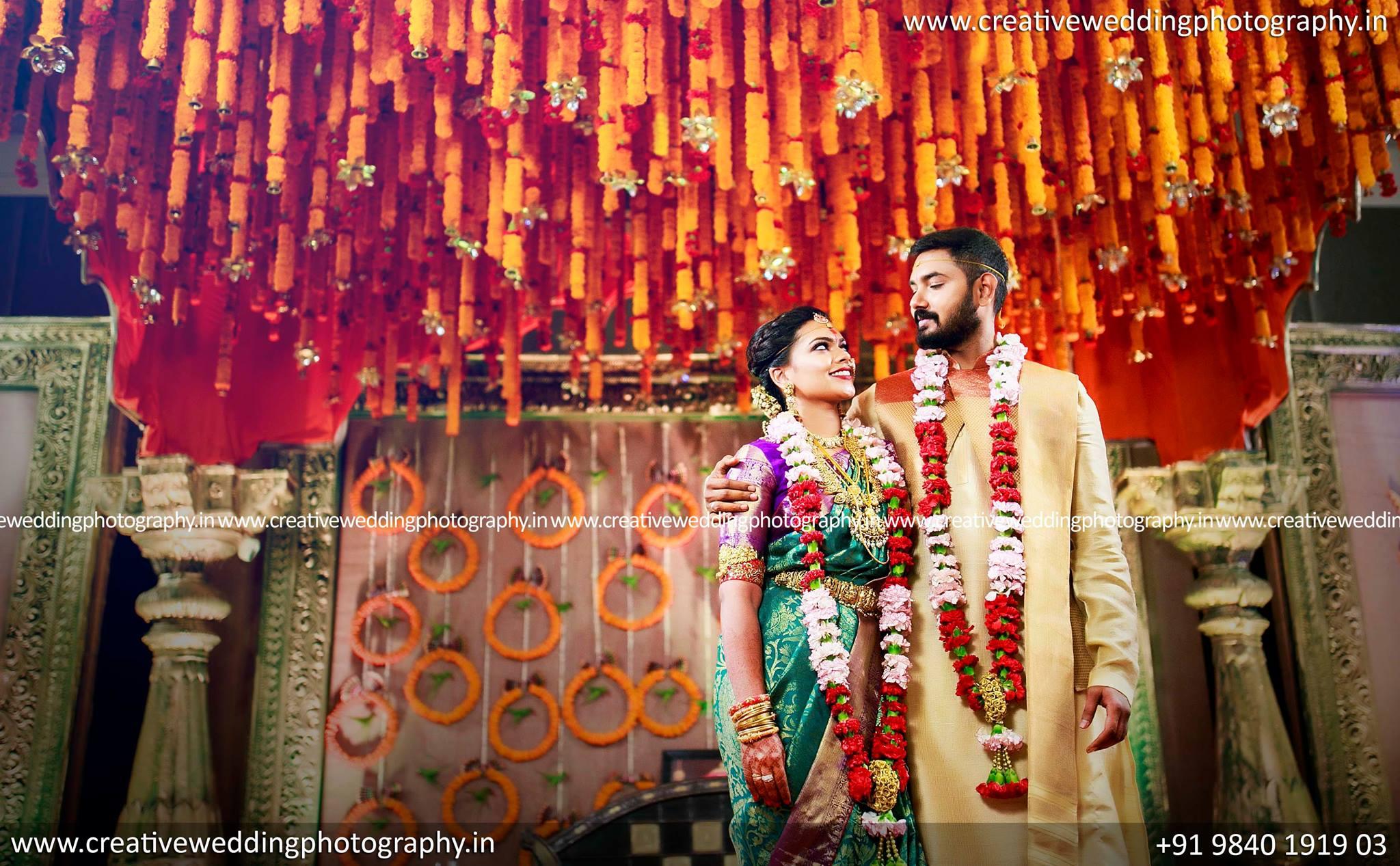 Akshay + Keerthana Wedding-35