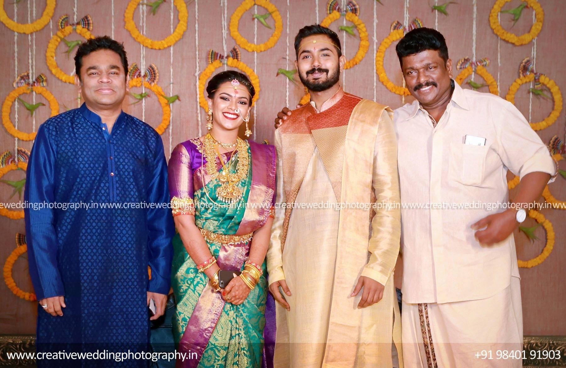 Akshay + Keerthana Wedding