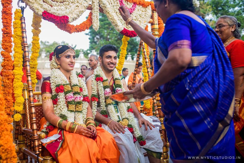 Praveen and Shrinithi-11