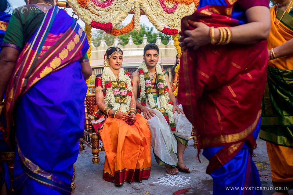 Praveen and Shrinithi-12
