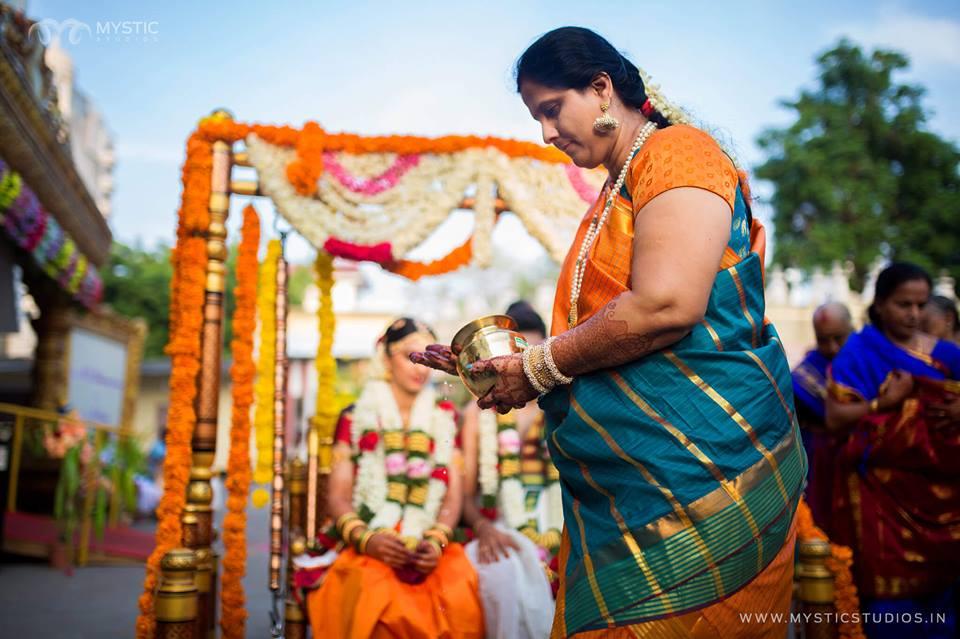 Praveen and Shrinithi-13