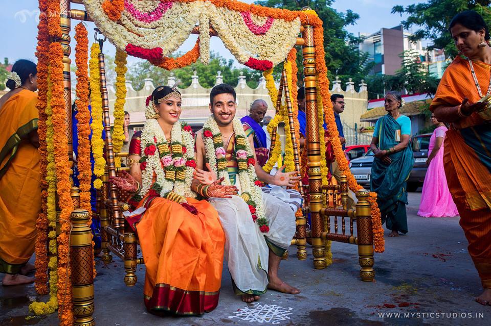 Praveen and Shrinithi-14