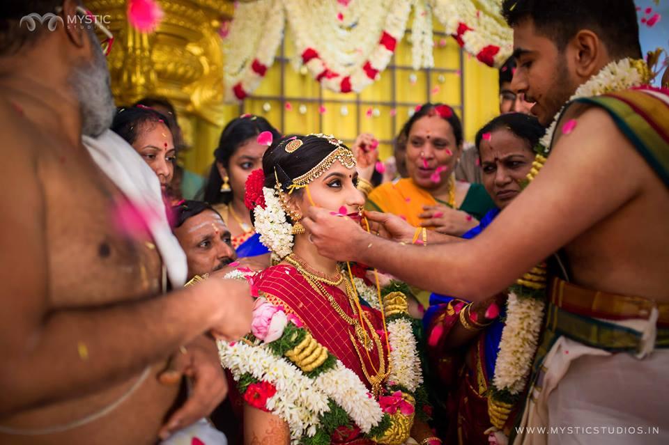 Praveen and Shrinithi-18