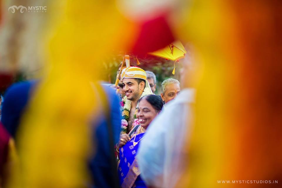 Praveen and Shrinithi-1
