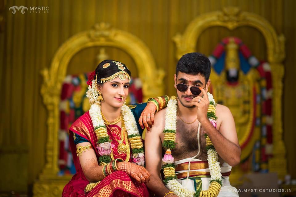 Praveen and Shrinithi-22