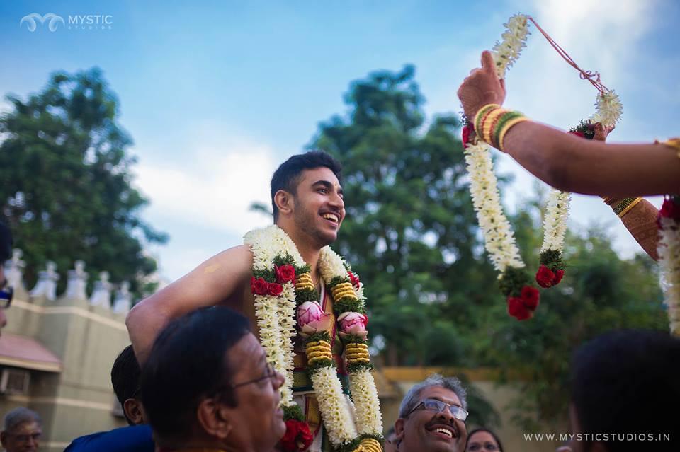 Praveen and Shrinithi-5