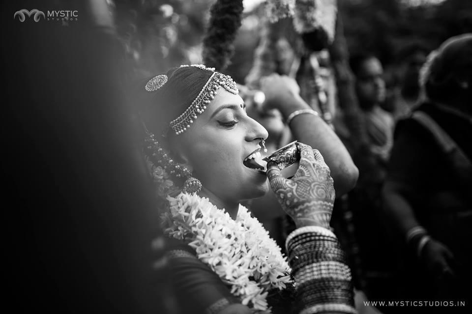 Praveen and Shrinithi-8