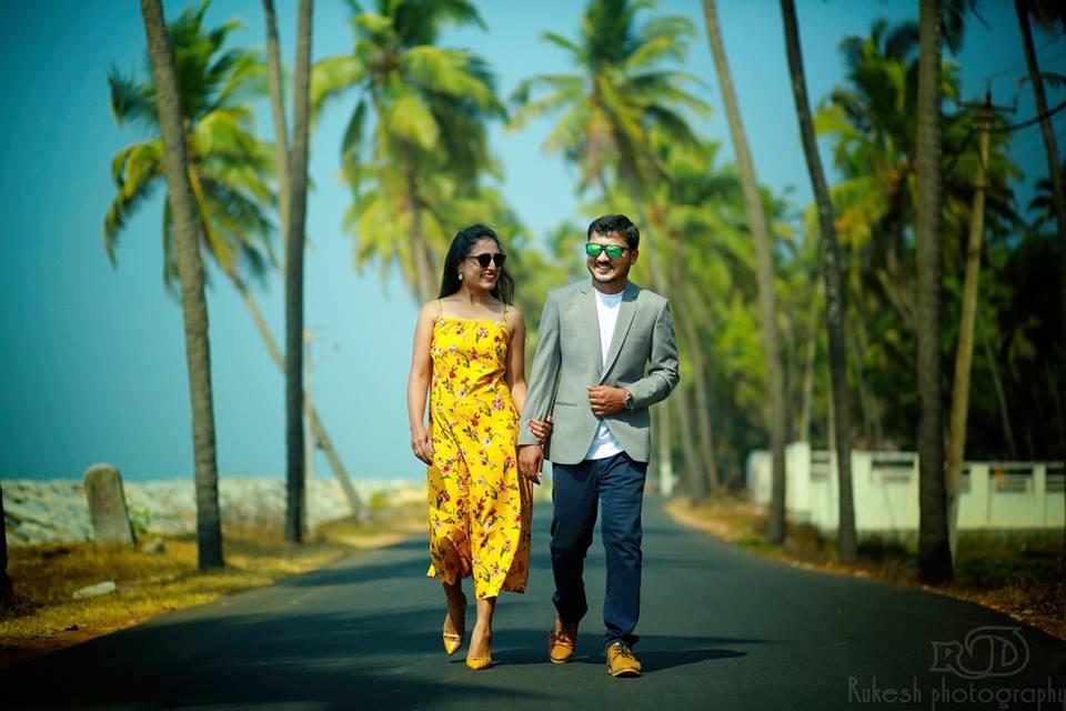 Nischitha - Lokesh Pre wedding.-1