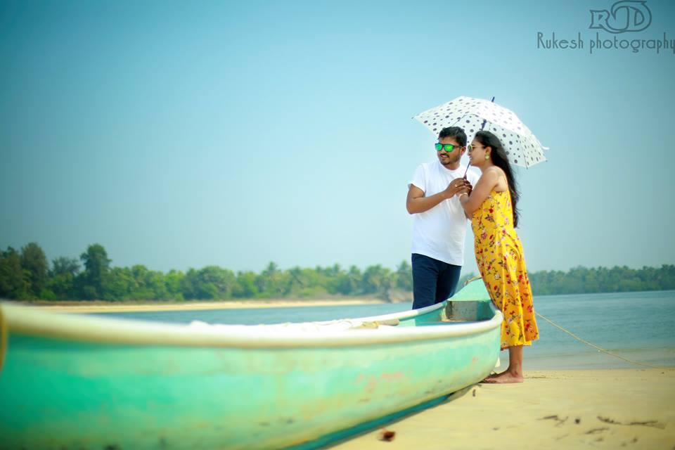 Nischitha - Lokesh Pre wedding.-13