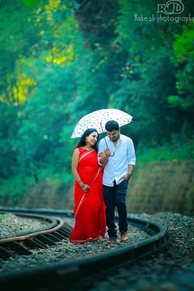Nischitha - Lokesh Pre wedding.-6