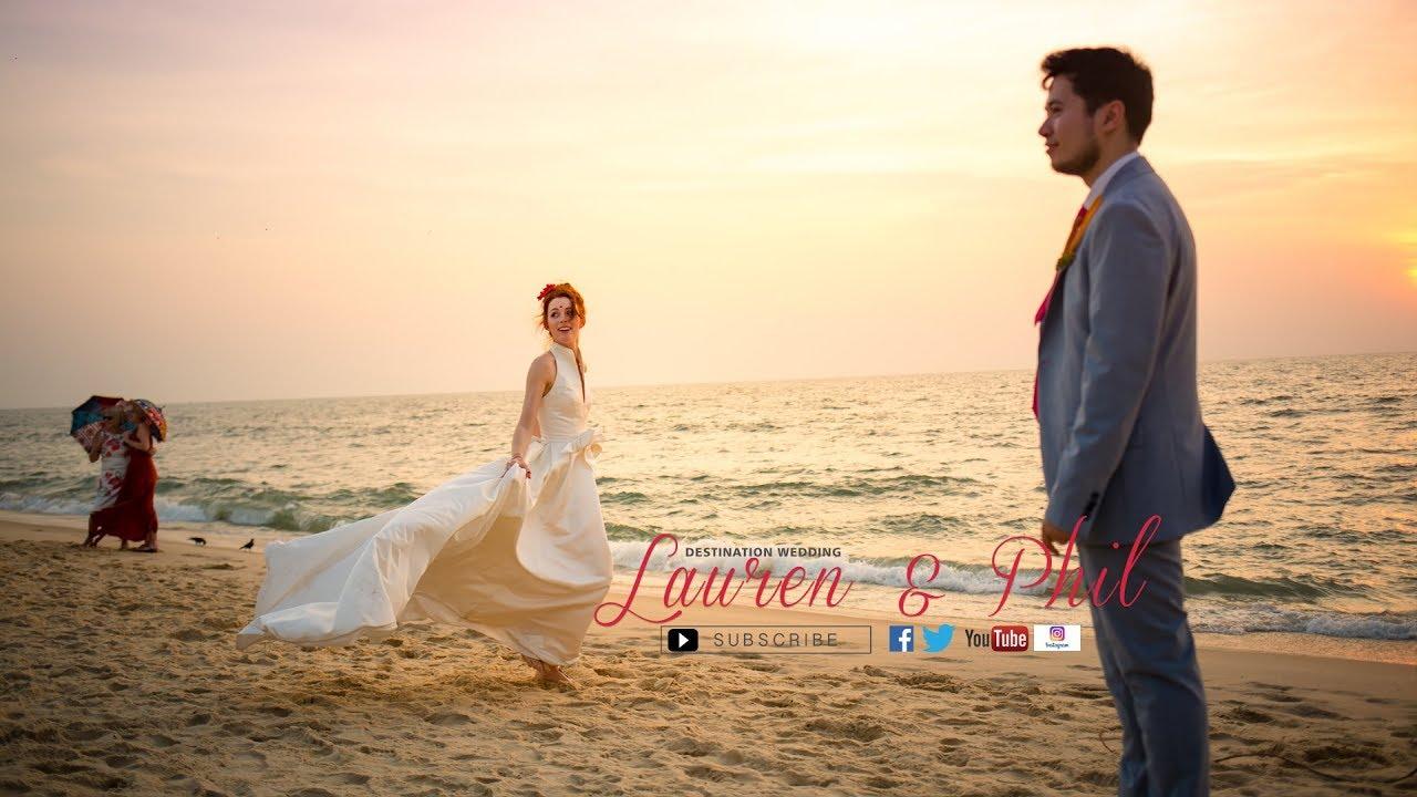 Indian Destination Wedding Story | Lauren | Phil | Framehunt Official