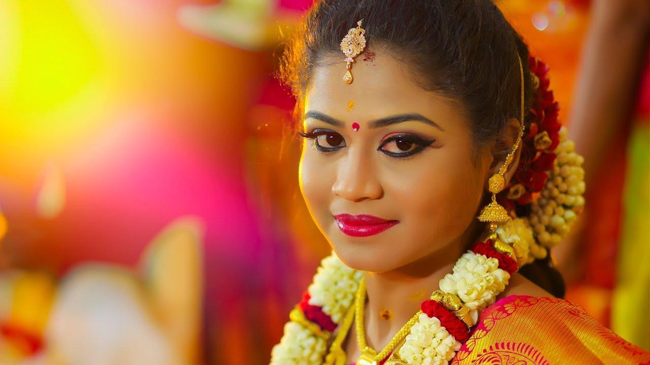 Tamil Best Hindu Wedding Highlights 2018   HARISH SANDHIYA