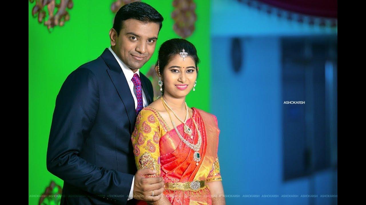 Indu & Shrivarthan - Engagement Highlights by Ashokarsh