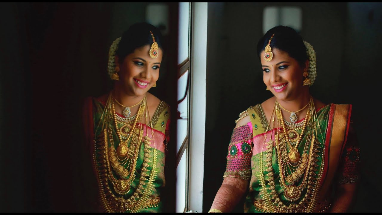 Impressive Udumalpet Wedding | Aswin & Sucharitha | ISWARYA PHOTOS