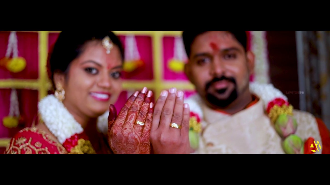 PAVITHRA + SARAVANAN - ENGAGMENT HIGHLIGHTS by ASHOKARSH
