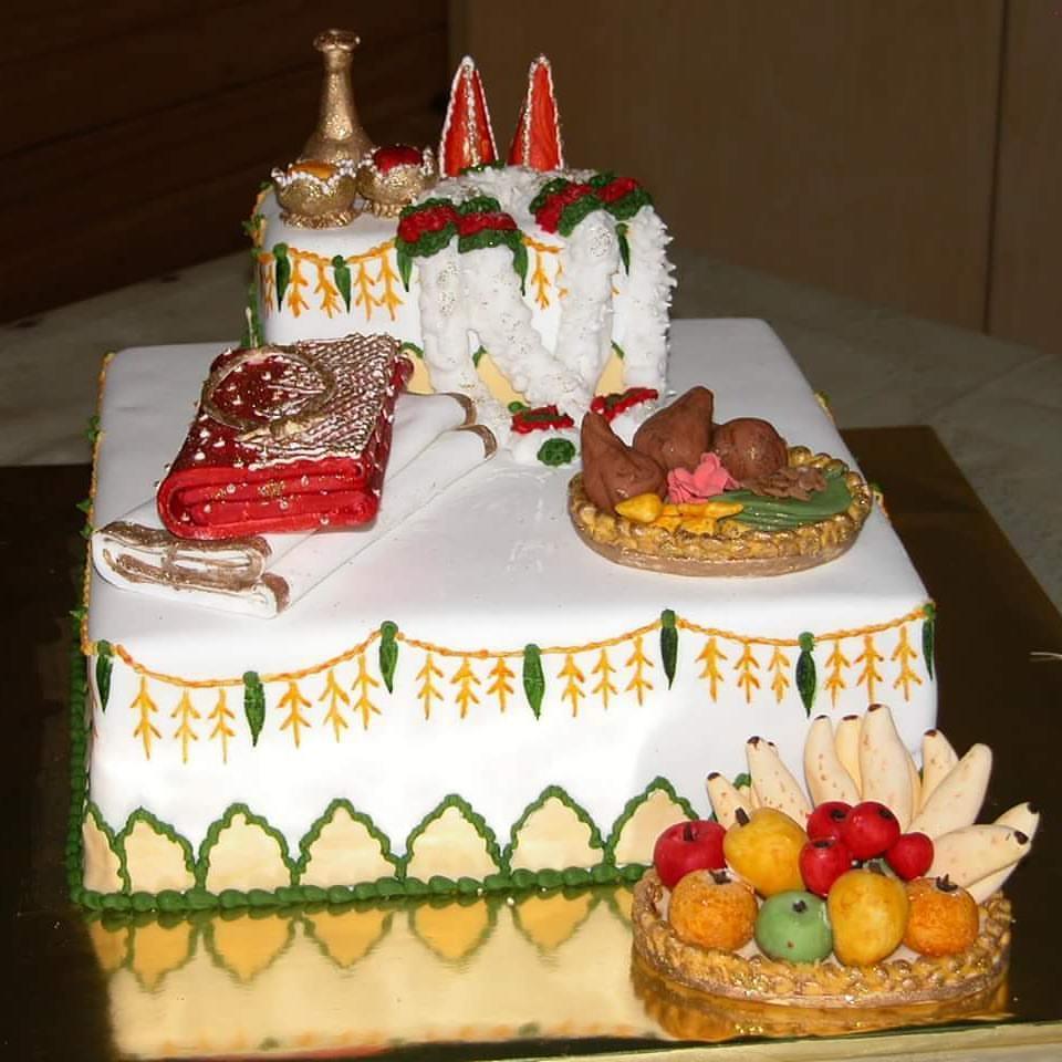 Exclusive and unique Wedding Cake