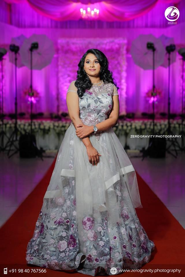 Gorgeous Bridal Designer Gown
