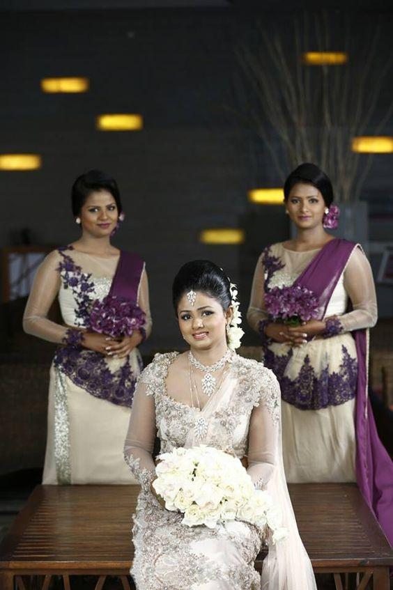 Pure White Designer Saree