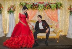 Ganesh Venkatraman Wedding Reception Photos-14