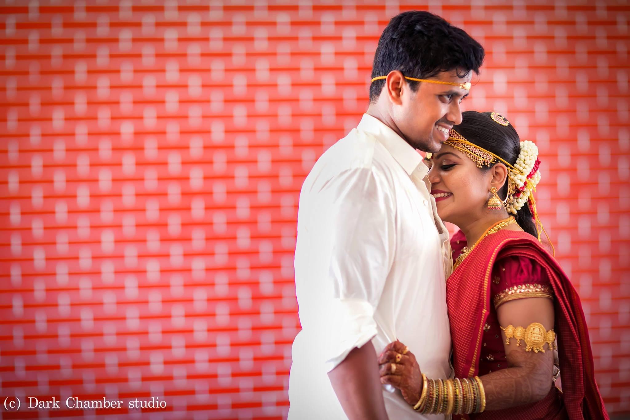 Vignesh Baskaran + Kavitha Raja-1