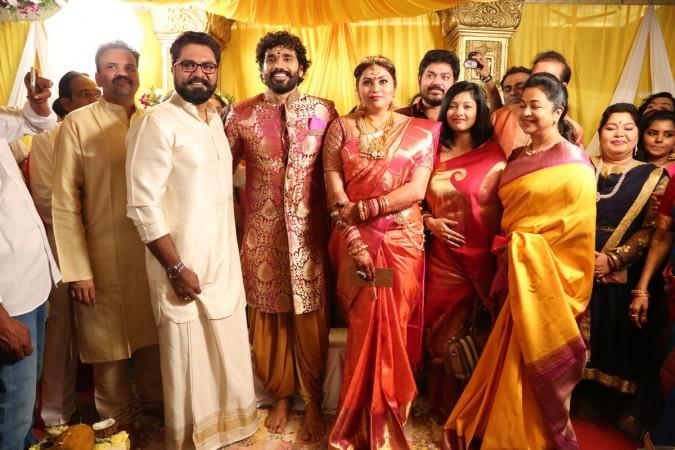 Namitha and Veerandra-1